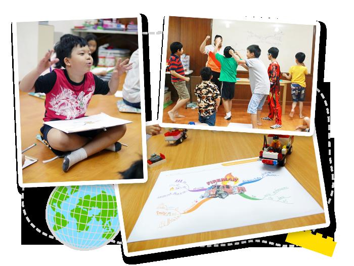 PLAY to LEARN with MIND MAP มายด์แม็ปสำหรับเด็ก